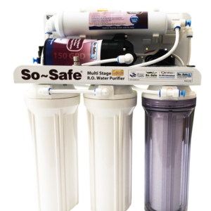 5-stage Reverse Osmosis