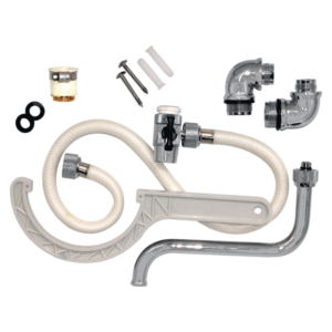 Above Sink Kit for Wall